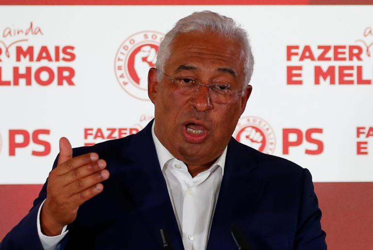 Πορτογαλία: Έτοιμος να κυβερνήσει χωρίς συμμαχίες ο Αντόνιο Κόστα