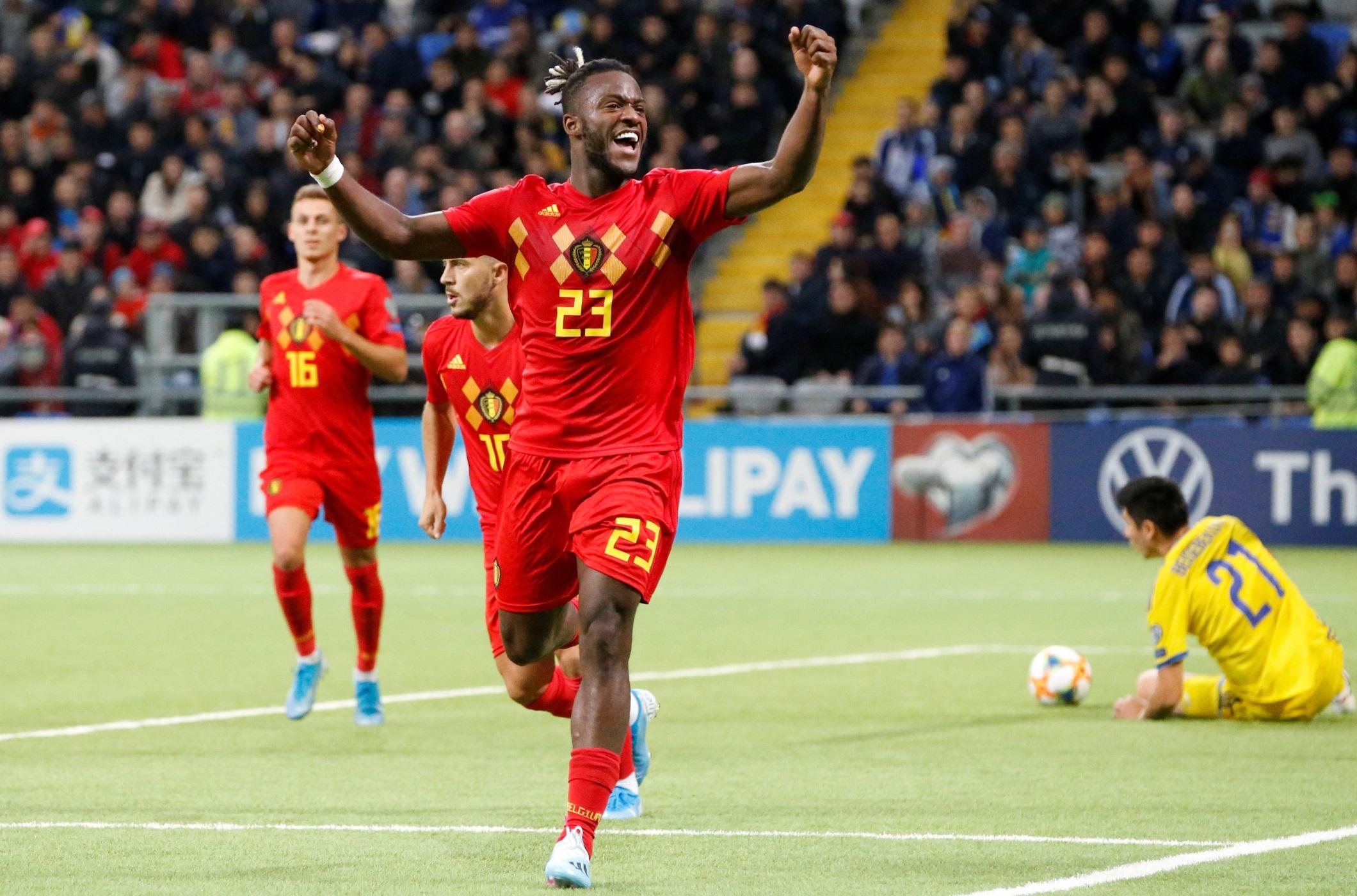 Προκριματικά Euro 2020: Το Βέλγιο δεν βρίσκει… αντίπαλο! video