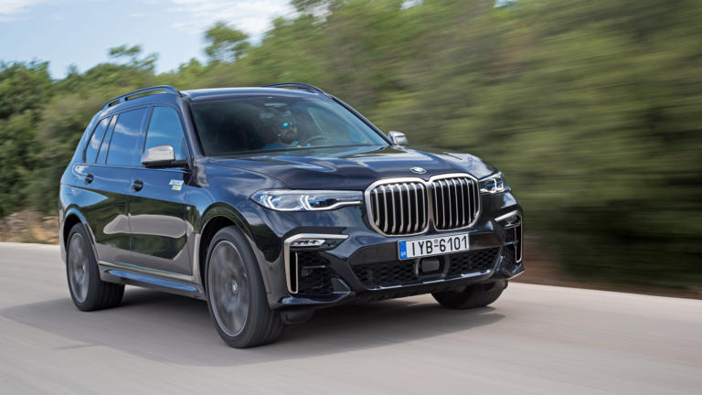 Δοκιμάζουμε την X7 M50d, το νέο «θηριώδες» SUV της BMW [pics]