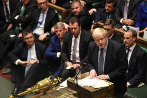 Brexit: Δύο ψηφοφορίες στη Βουλή για τη Συμφωνία – Αγωνία για τον Τζόνσον