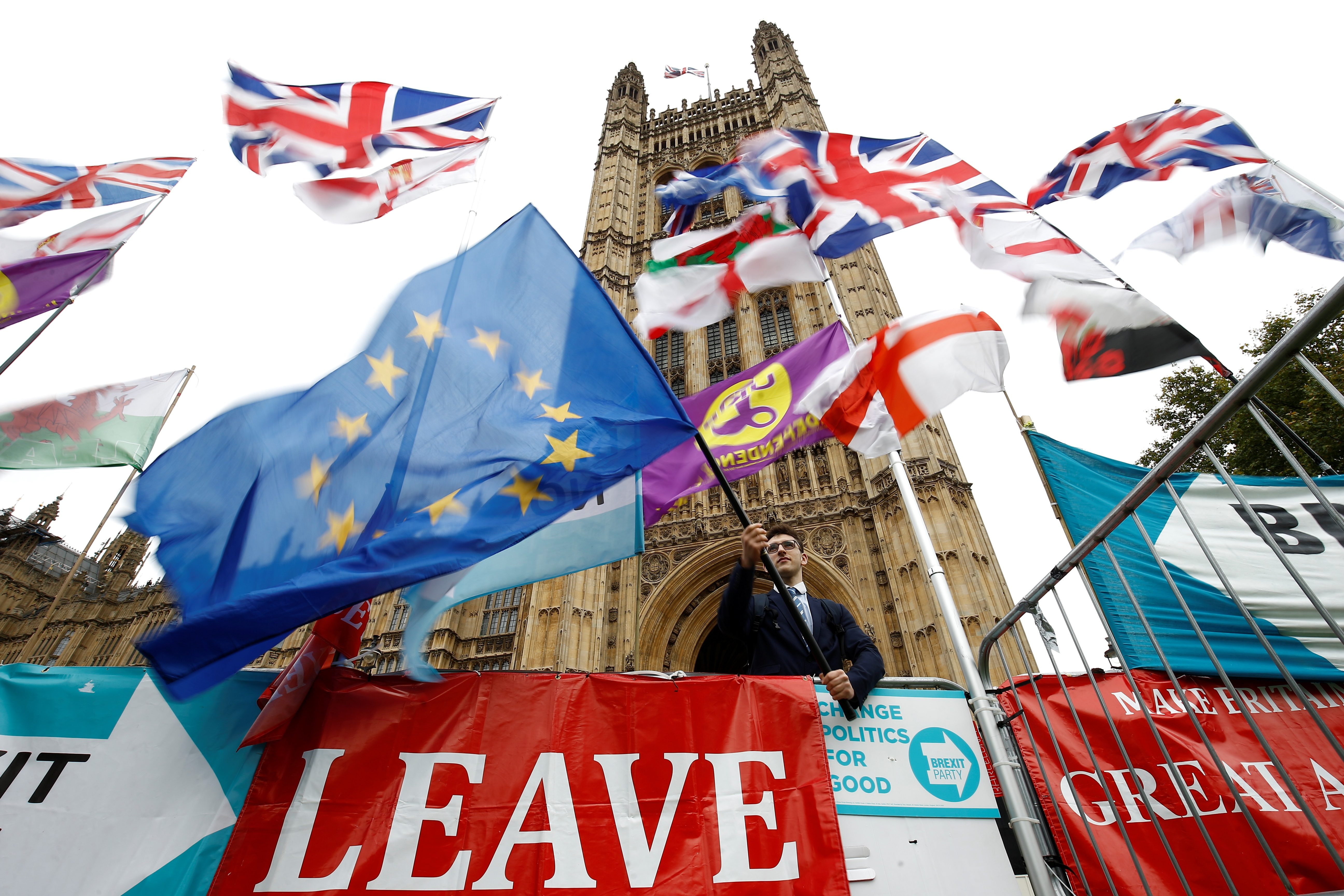 """""""Άτακτο"""" Brexit στις 31 Οκτωβρίου βλέπουν στις Βρυξέλλες!"""