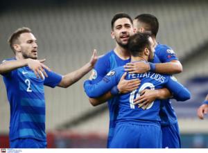 Ελλάδα – Βοσνία: Επιτέλους νίκη! Η Εθνική του Φαν'τ Σιπ φέρνει πίσω τα χαμόγελα