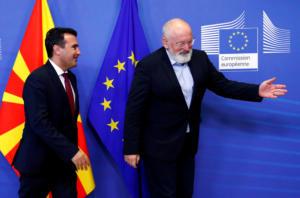 Καζάνι που βράζει η Βόρεια Μακεδονία – Όργιο φημών για παραίτηση του Ζάεφ