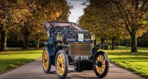 Έναν αιώνα μετά και… βάλε επιστρέφει στους αγώνες το πρώτο μοντέλο της FIAT! video