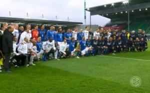 Legends Γερμανίας vs Legends Ιταλίας: «Έβρεξε» γκολ στο φιλικό των… θρύλων