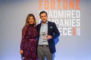 """Το Public ως μία από τις πιο αξιοθαύμαστες εταιρίες της Ελλάδας στη λίστα του """"Fortune Greece Most Admired Companies 2019"""""""