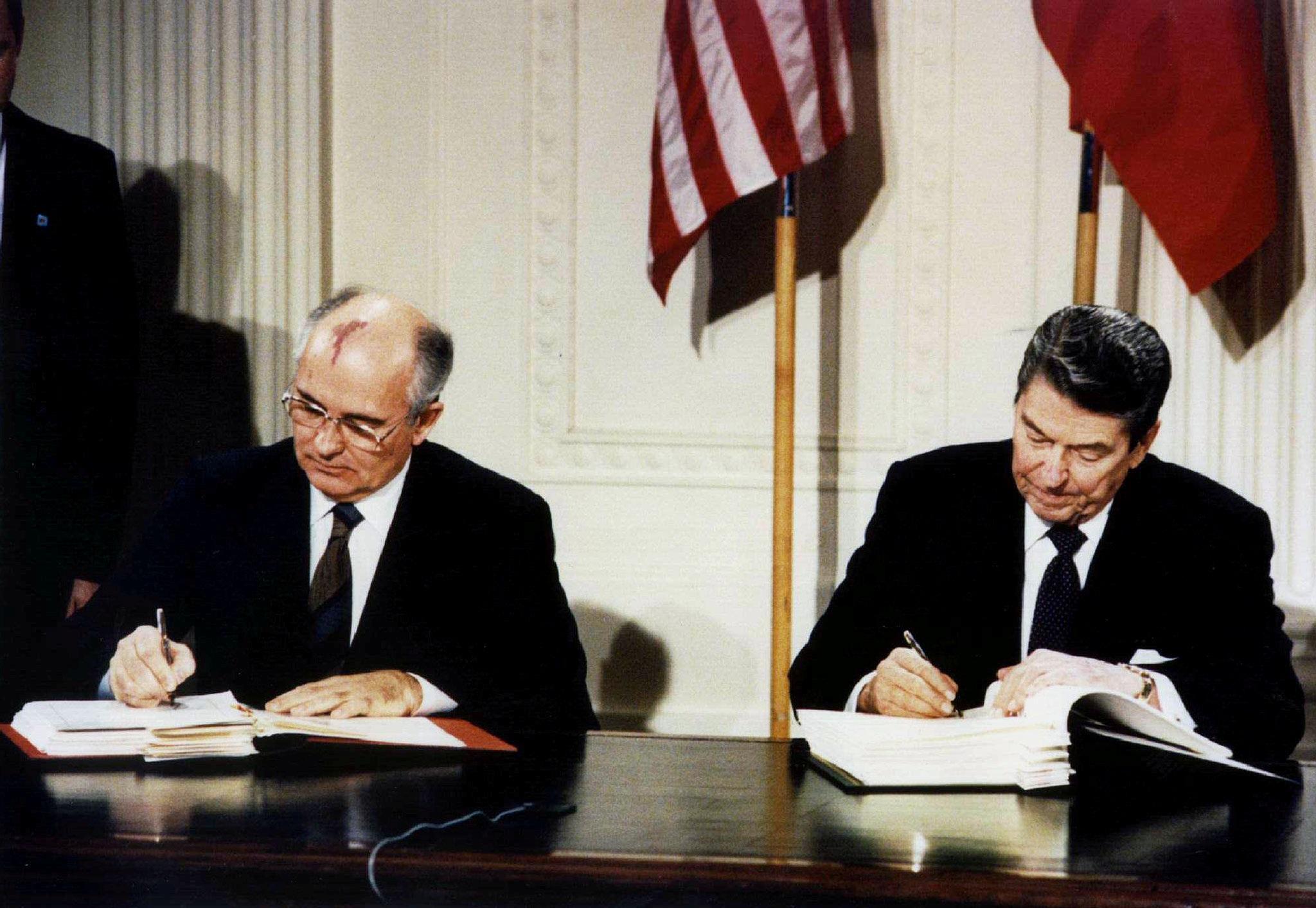 Γκορμπατσόφ: Η Δύση αυτοανακηρύχθηκε νικήτρια του Ψυχρού Πολέμου!