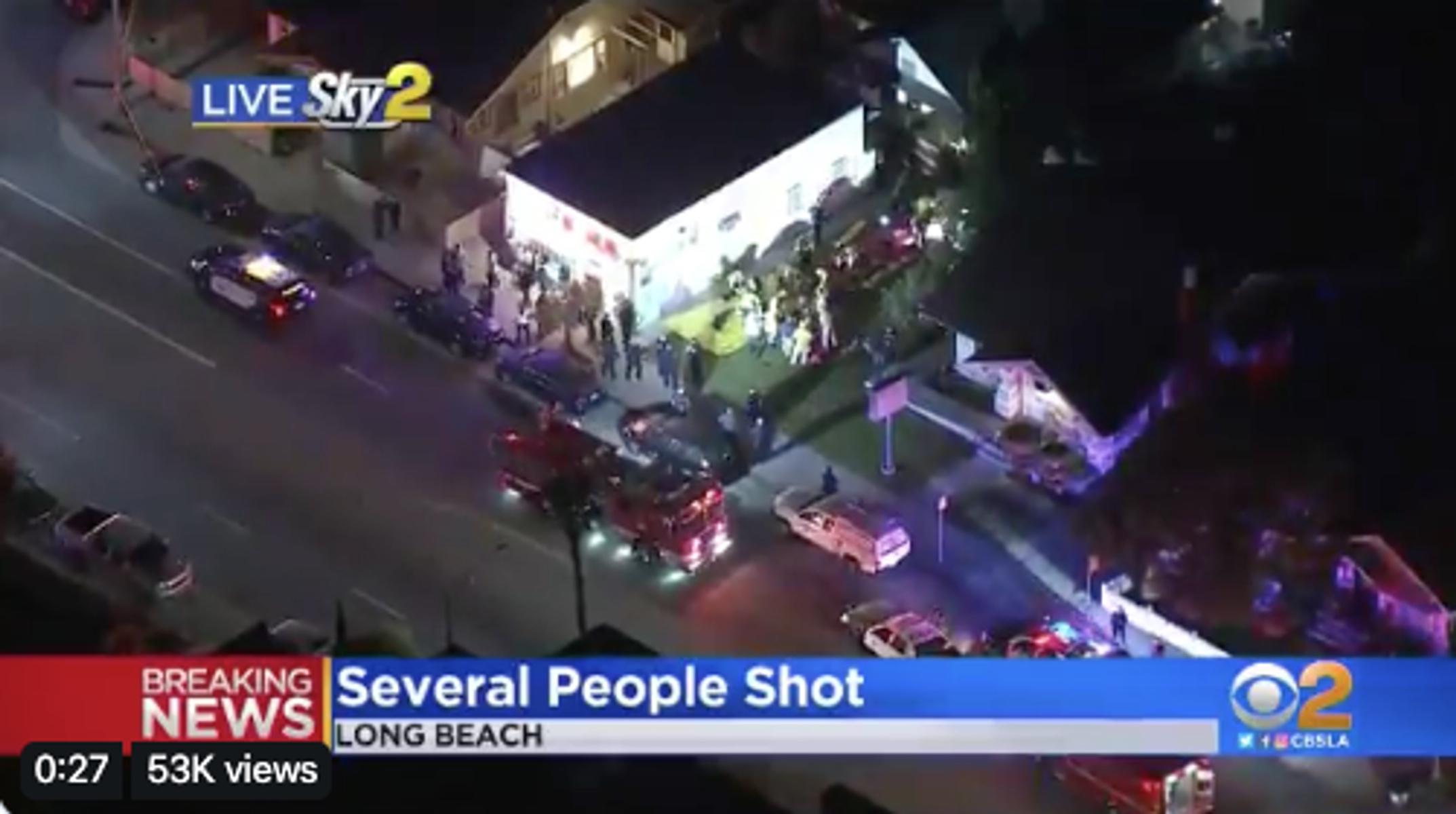 Ένοπλος άνοιξε πυρ σε πάρτι για το Halloween στην Καλιφόρνια! Τρεις νεκροί και πολλοί τραυματίες