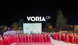Στη Χαλκιδική έγινε ο διεθνής διαγωνισμός ομορφιάς Mrs India Worldwide 2019