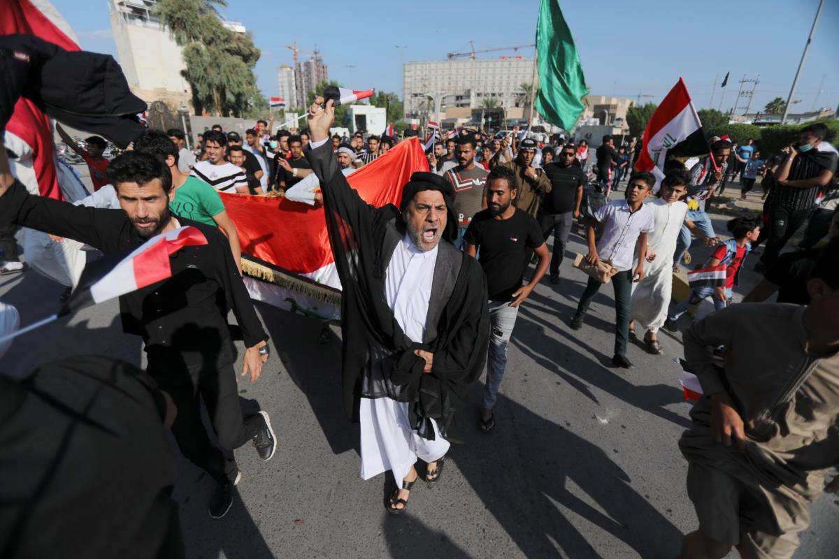 Iράκ: Πρωθυπουργός υπό προθεσμία ο Μάχντι – Ολοταχώς για πρόωρες εκλογές....
