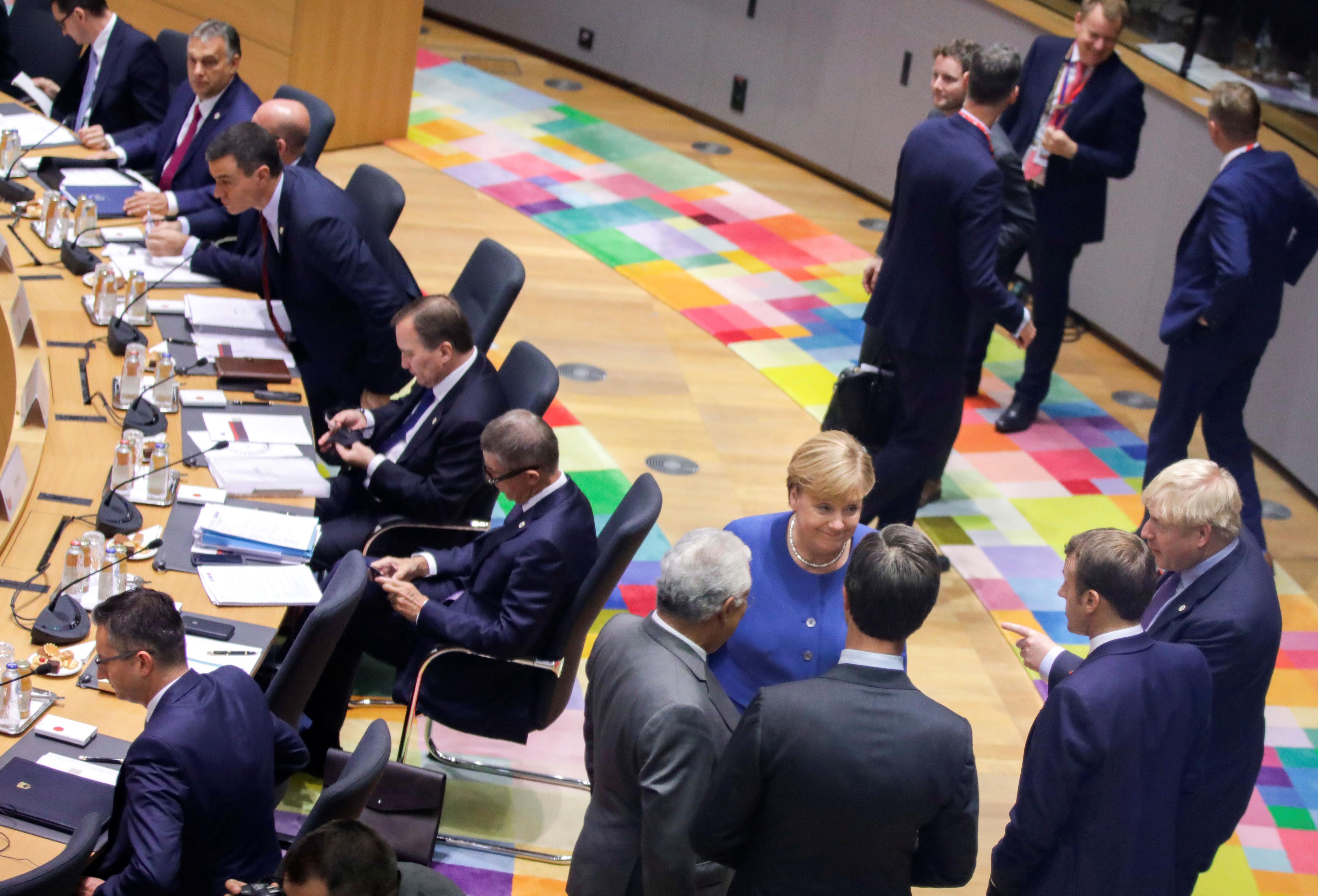 Ολοκληρώθηκε η Σύνοδος Κορυφής της ΕΕ – Για Brexit χωρίς συμφωνία προετοιμάζεται το Λονδίνο