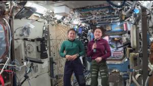 Αυτός ο διαστημικός περίπατος θα είναι… γυναικεία υπόθεση! [Pic]