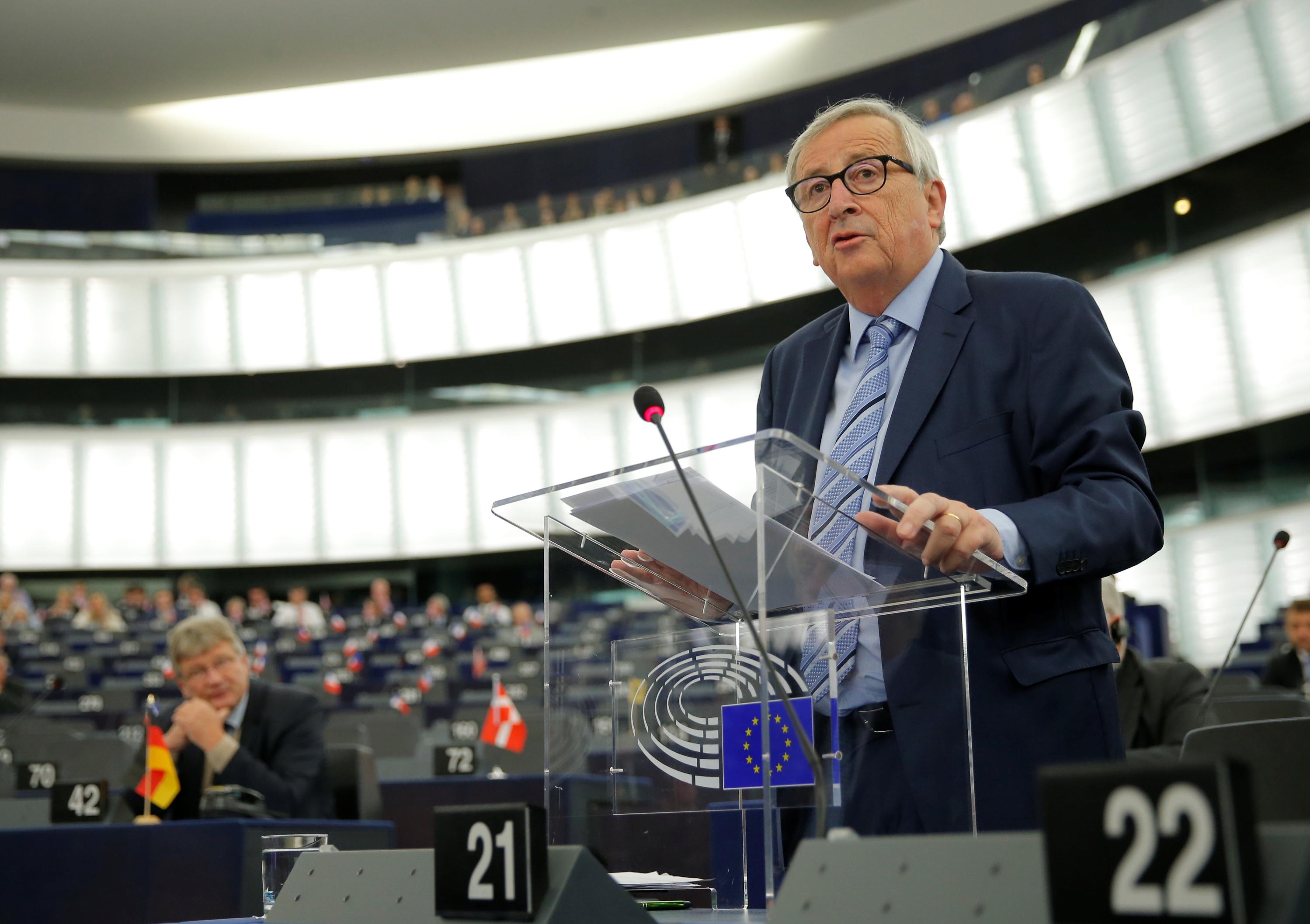 """Αποκαλυπτικός στο """"αντίο"""" του ο Γιούνκερ! """"Οι Ευρωπαίοι ηγέτες δεν ήθελαν να ασχοληθώ με την ελληνική κρίση"""""""