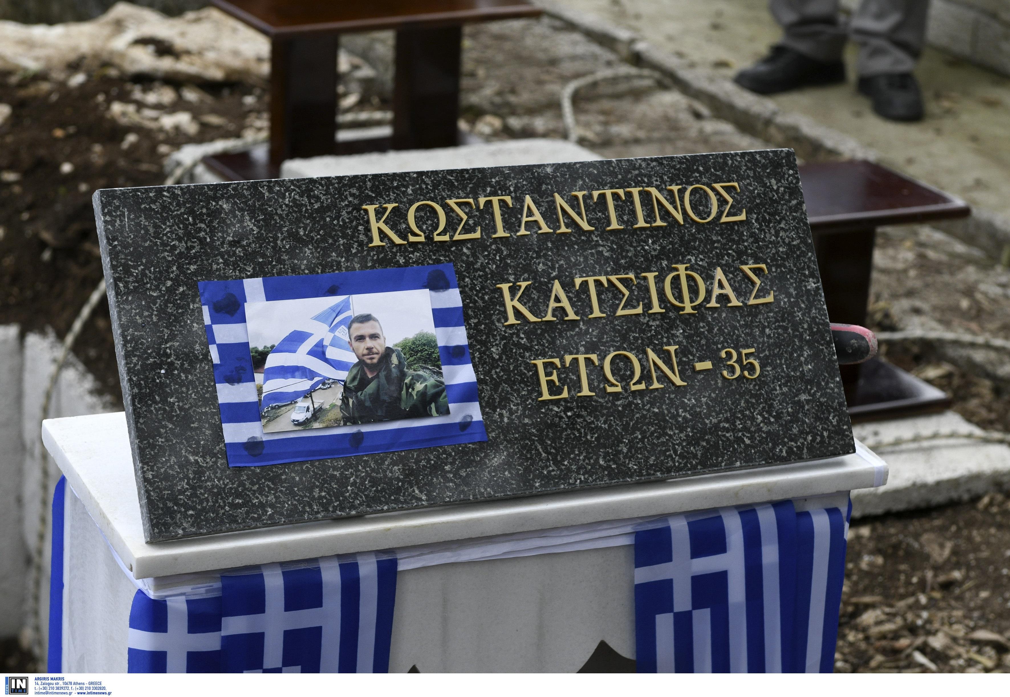 Κωνσταντίνος Κατσίφας: Το δικαστήριο Αργυροκάστρου συνεχίζει τις έρευνες για τον θάνατό του