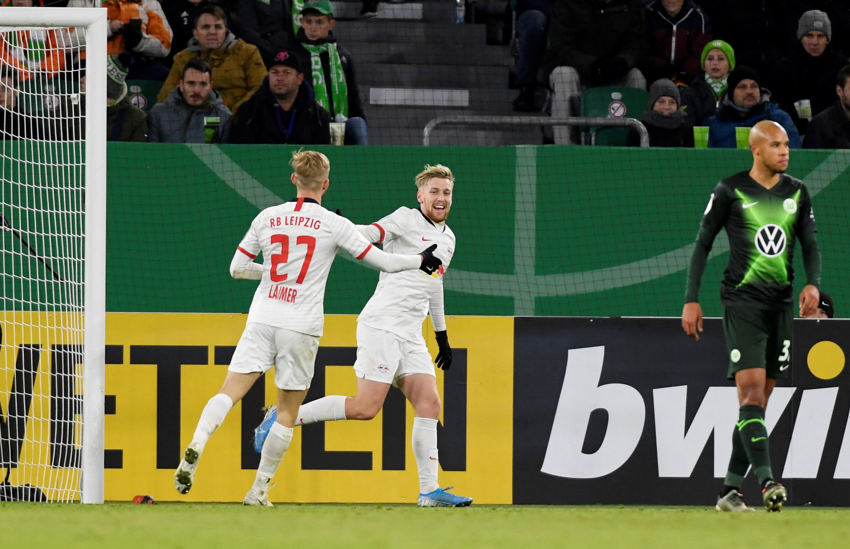 Κύπελλο Γερμανίας: Έβρεξε… γκολ από Λειψία και Βέρντερ!