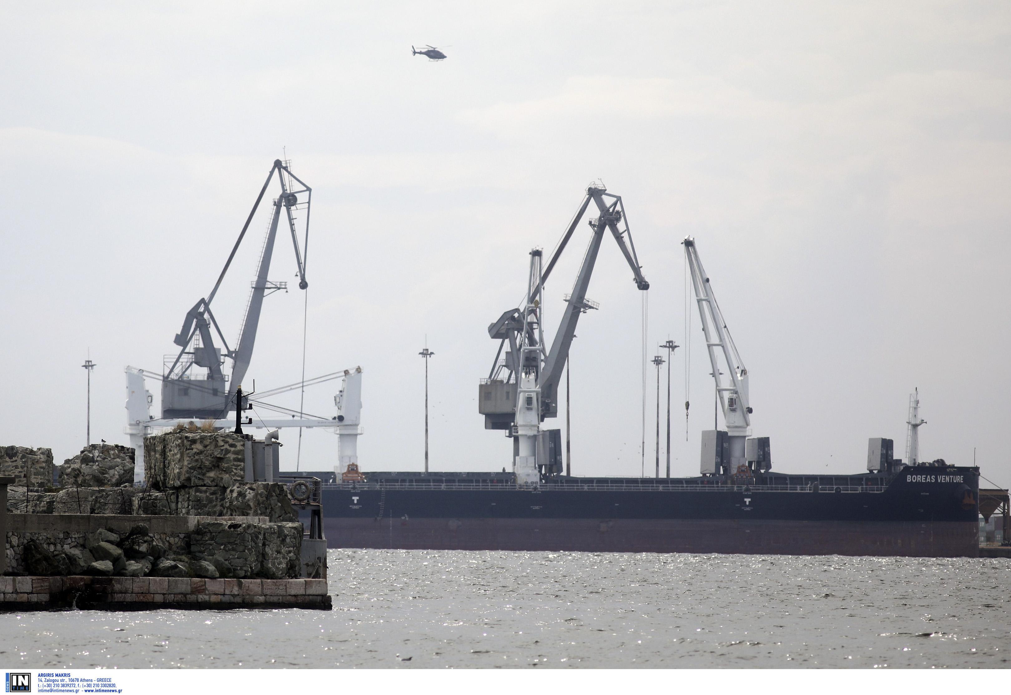 Θεσσαλονίκη: Στοιχεία φωτιά και καμπάνες για τη μεγάλη υπόθεση διαφθοράς στο λιμάνι – Σε αργία ο λιμενάρχης!