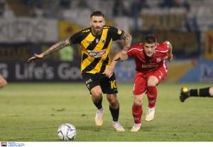 """ΑΕΚ: Σε αυτό το ματς θα """"χάσει"""" τον Λιβάγια"""