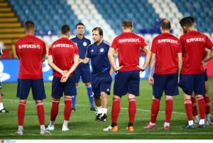 """Ολυμπιακός: Τα """"έχωσε"""" στους παίκτες ο Μαρτίνς! """"Αυτό που έγινε είναι απαράδεκτο"""""""