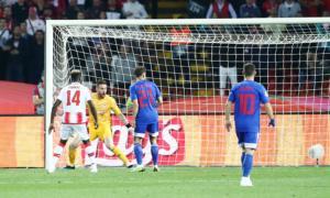 Ερυθρός Αστέρας – Ολυμπιακός 3-1 ΤΕΛΙΚΟ: Δεν άντεξαν οι Πειραιώτες!