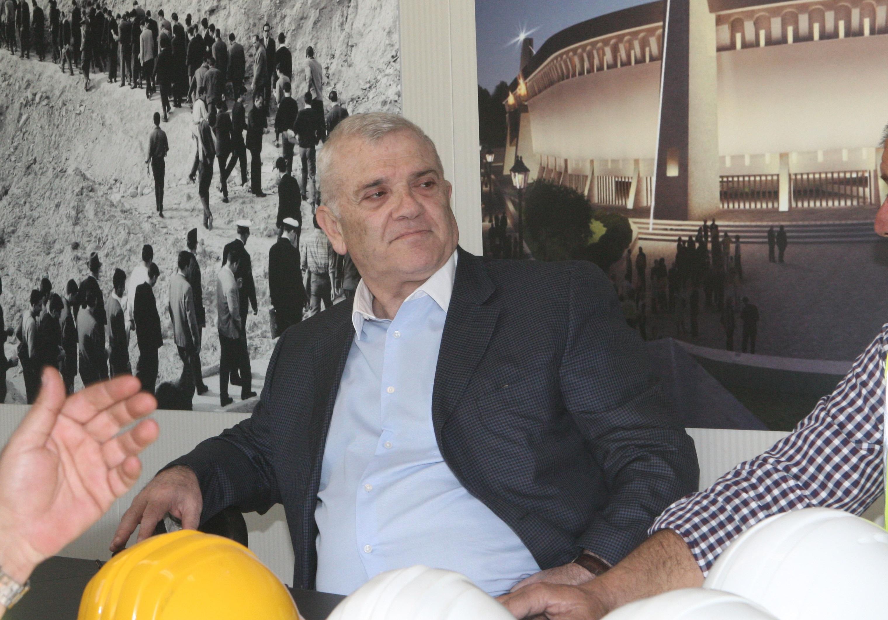 Γήπεδο ΑΕΚ: Με Μελισσανίδη η συνάντηση στην Περιφέρεια Αττικής