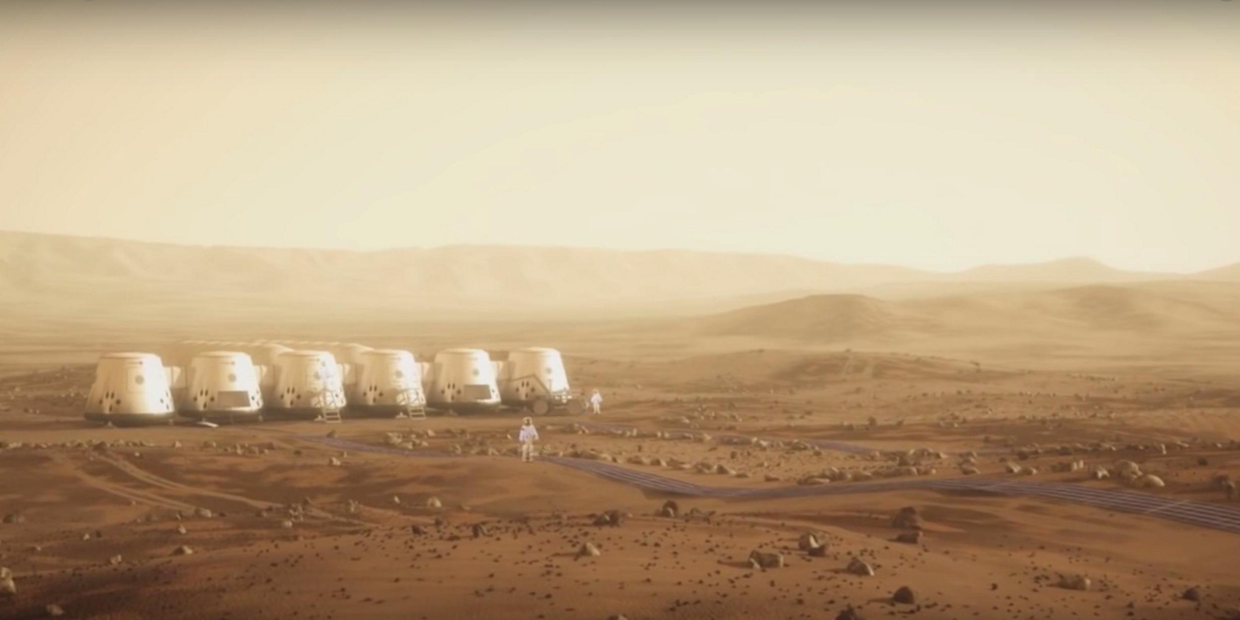 Moving to Mars – Έτσι θα επιβιώσετε στον πλανήτη Άρη! video