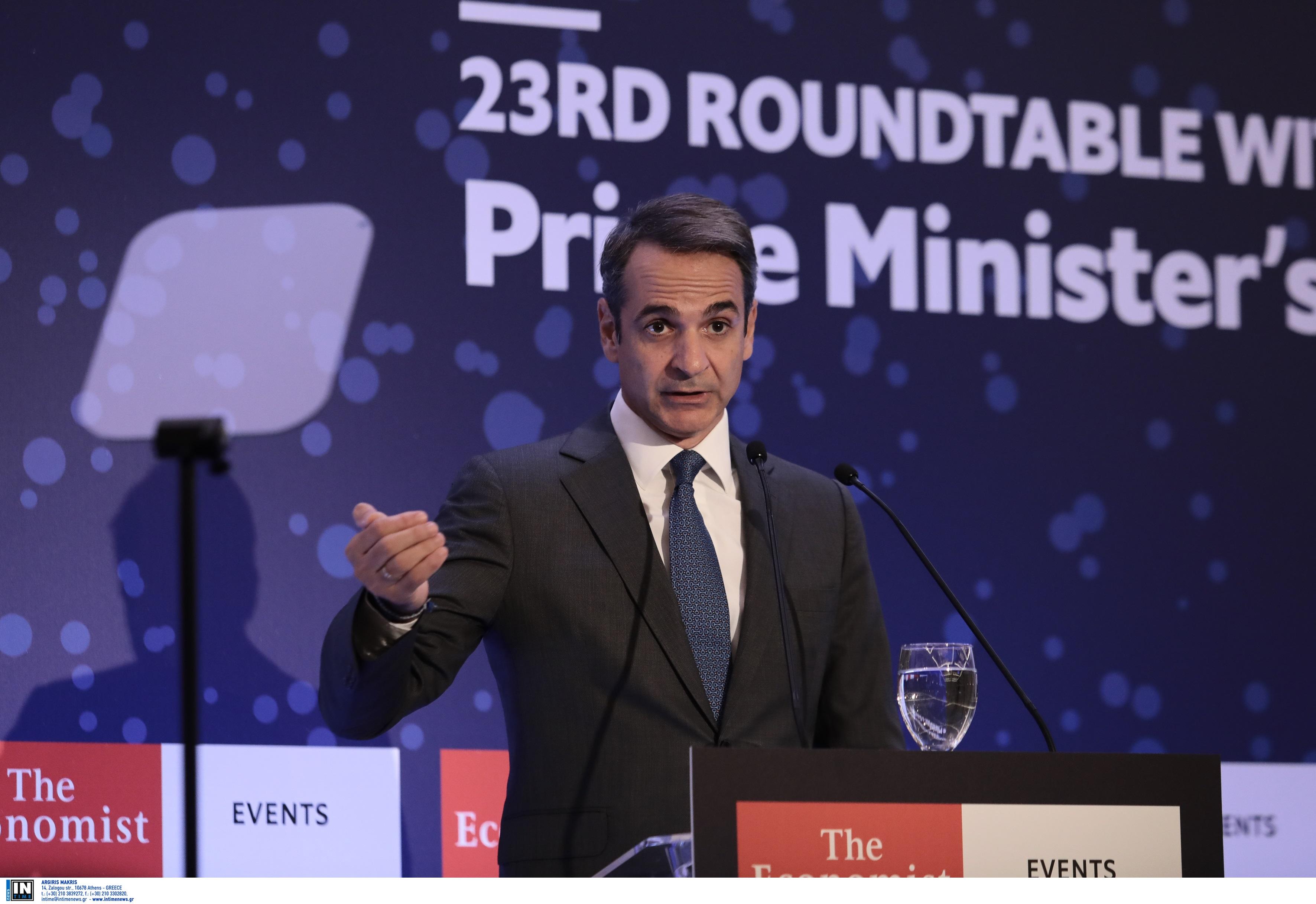 Μητσοτάκης: Η αναβάθμιση από τον Standard & Poor's αποδεικνύει ότι η Ελλάδα γίνεται ολοένα ισχυρότερη!