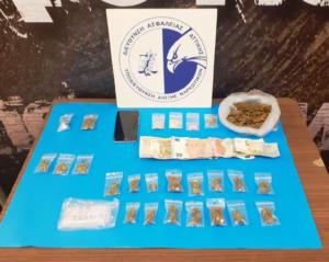 Εξάρχεια: Συλλήψεις για ναρκωτικά στην πλατεία [pics]