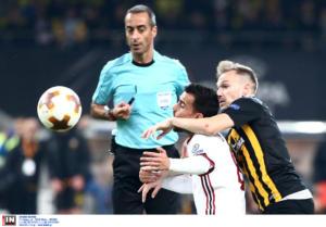 """Ολυμπιακός – ΑΕΚ: Ανακοινώθηκε ο διαιτητής! Πορτογάλος ο """"άρχοντας"""" στο ντέρμπι"""