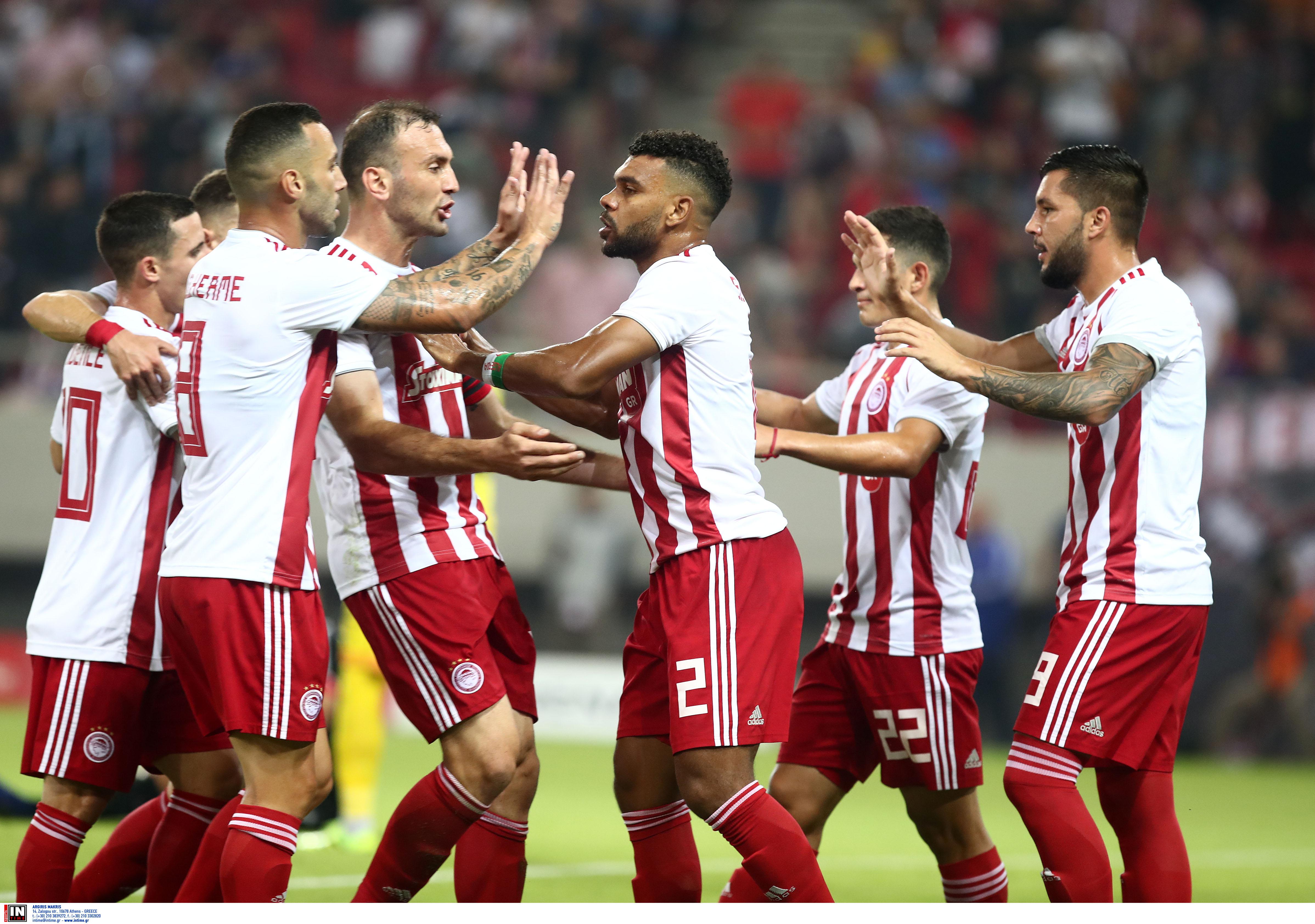 """Ολυμπιακός – ΑΕΚ: Χωρίς Μπενζιά στο ντέρμπι! """"Μέσα"""" ο Τοροσίδης"""