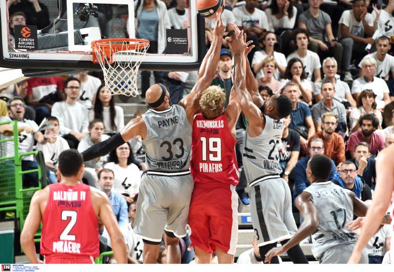 Βιλερμπάν – Ολυμπιακός 82-63 ΤΕΛΙΚΟ: «Μαύρη» πρεμιέρα για την ομάδα του Μπλατ στην Euroleague