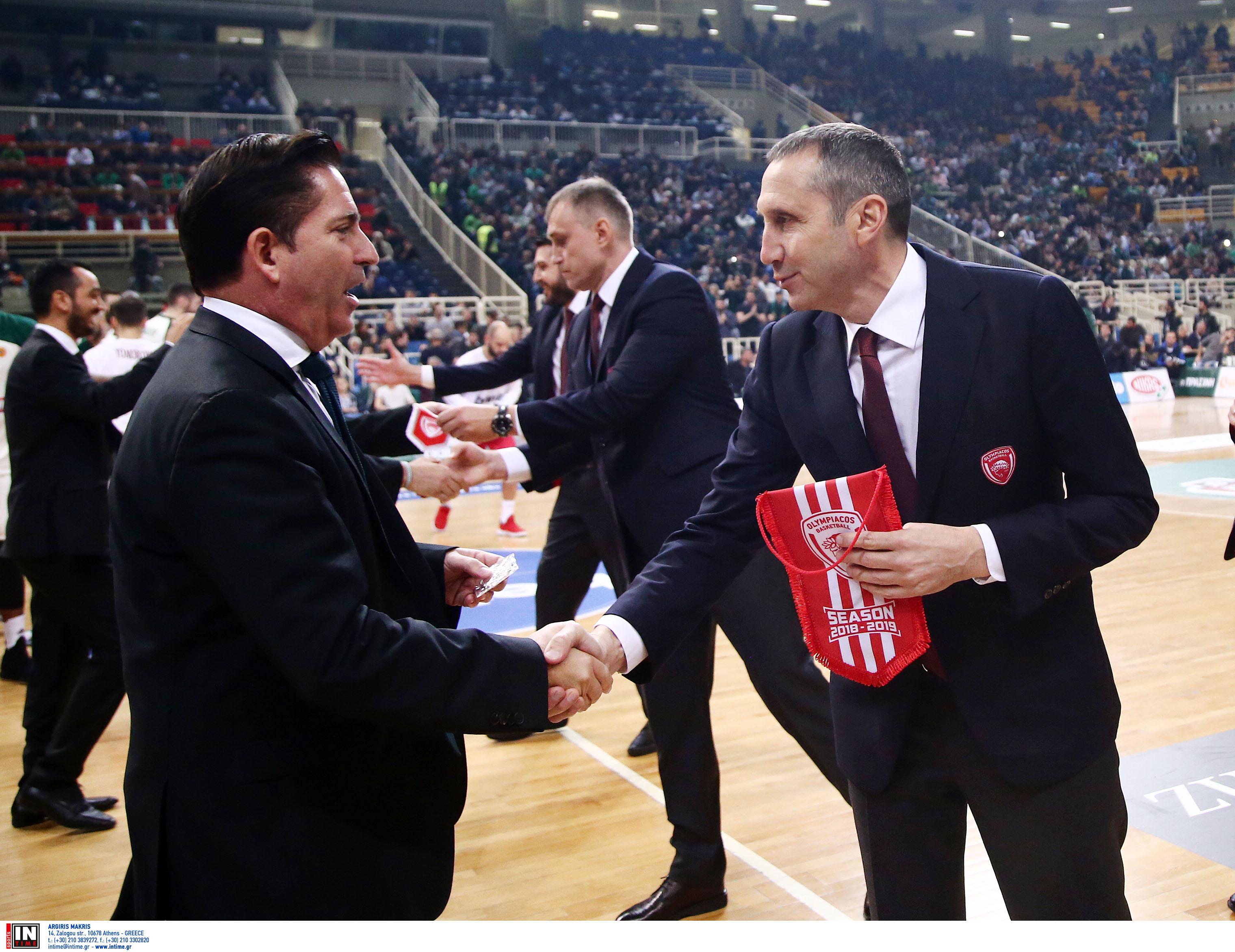 """Ολυμπιακός: """"Βόμβα""""! """"Ερυθρόλευκο ενδιαφέρον για πρώην προπονητή του Παναθηναϊκού"""""""