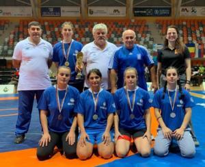 Σάρωσαν τα μετάλλια οι Έλληνες παλαιστές στο Βαλκανικό πρωτάθλημα!