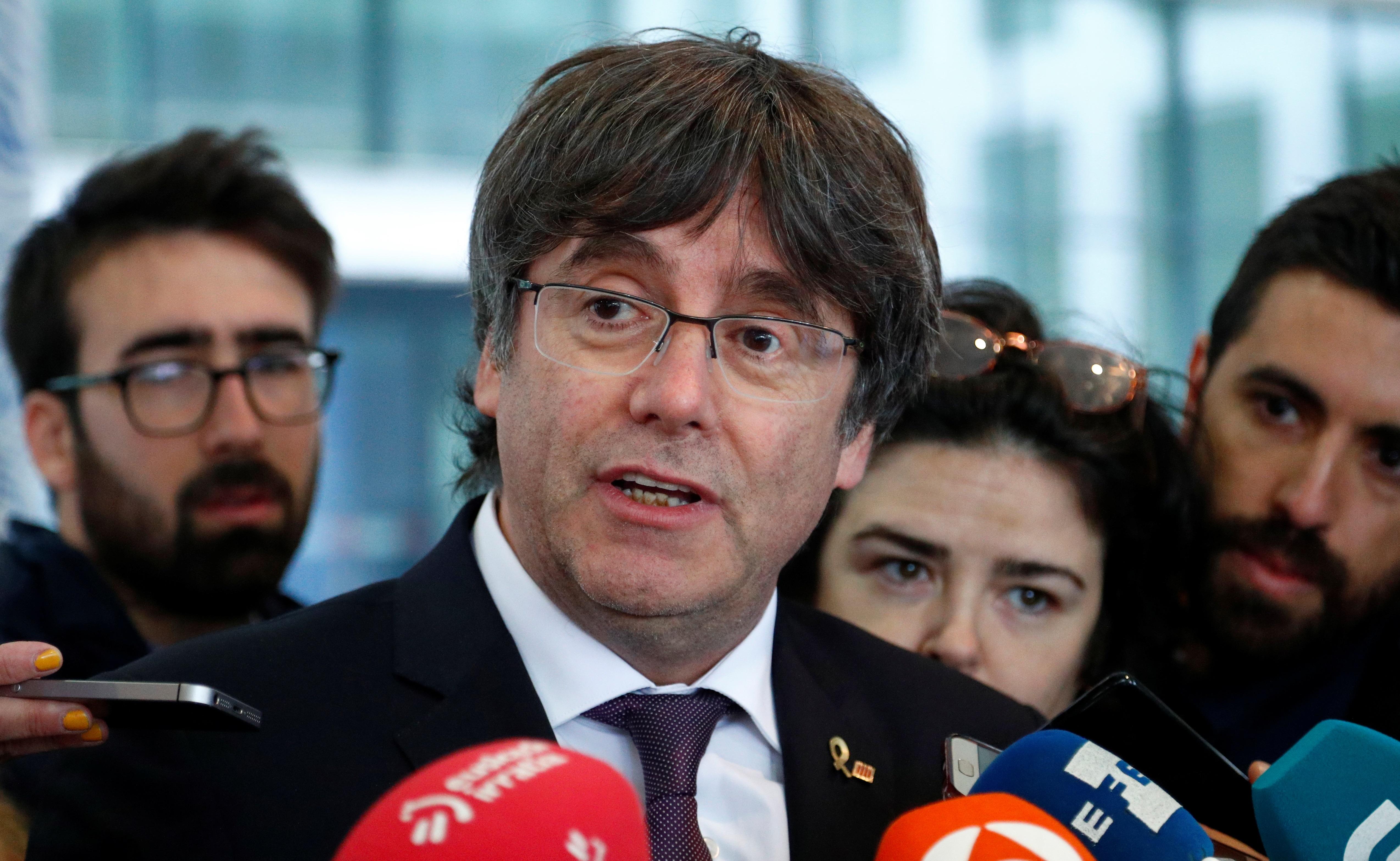 Ισπανία: Συνελήφθη ο Κάρλες Πουτζδεμόν της Καταλονίας στην Ιταλία