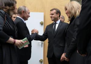 Πούτιν – Μακρόν τα είπα για Συρία και Ουκρανία