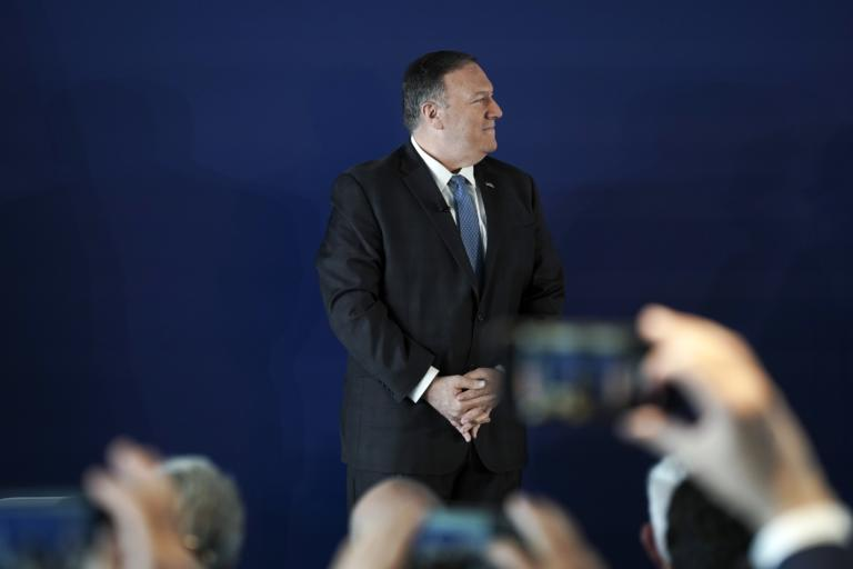 Πομπέο: «Διπλωματική λύση με οικονομική έκβαση η πρέπουσα απάντηση Ελλάδας και Κύπρου στην Τουρκία»