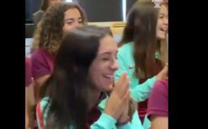 Κριστιάνο Ρονάλντο: Δώρισε παπούτσια στην Κ17 γυναικών της Πορτογαλίας! – video