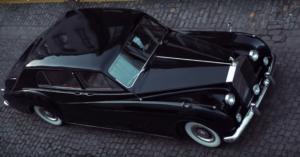 Ηλεκτροκινούμενες Rolls Royce και Jaguar από το ΄50! video