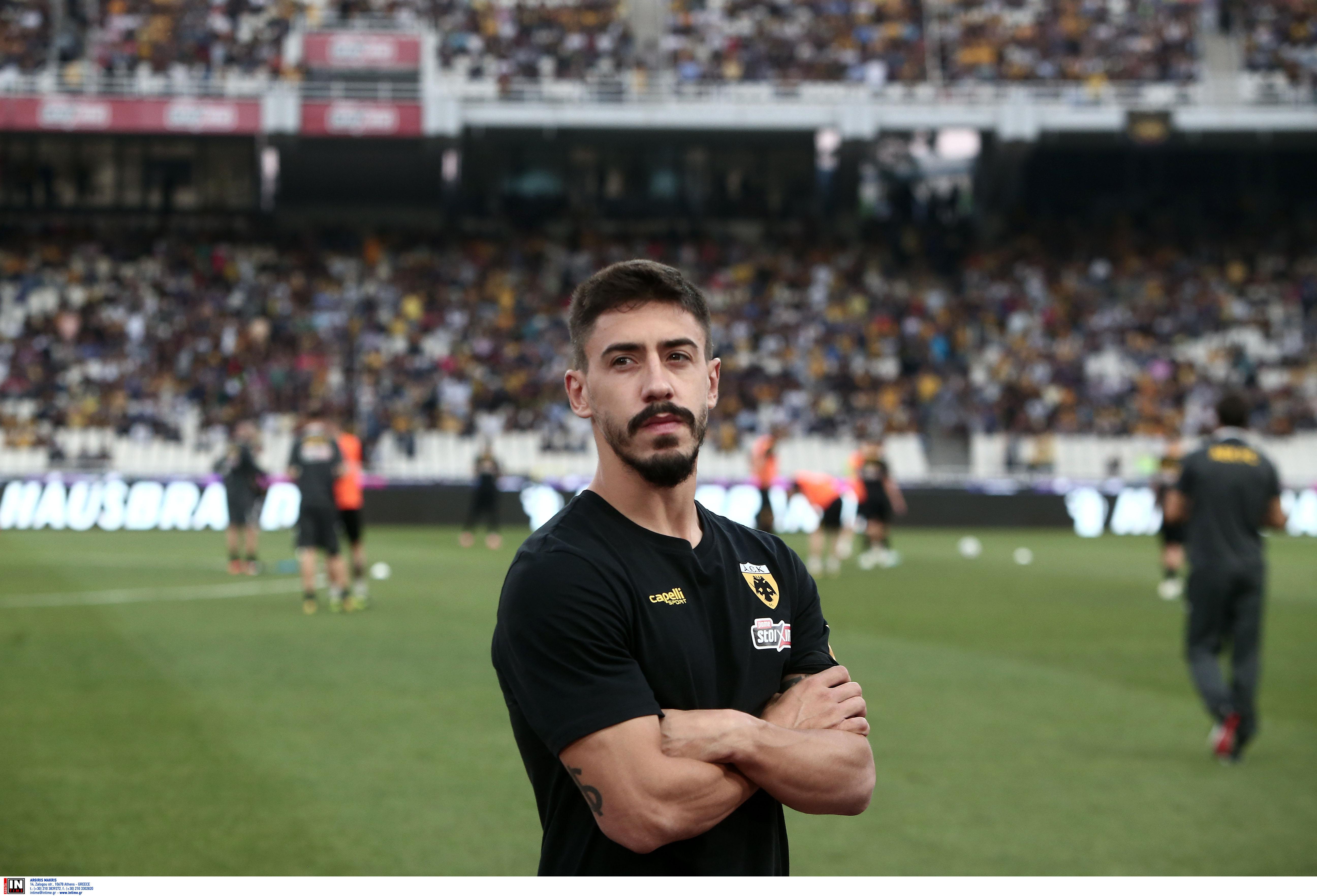 """ΑΕΚ: Το γήπεδο """"κρατά"""" εκτός τους Σιμόες και Ολιβέιρα!"""