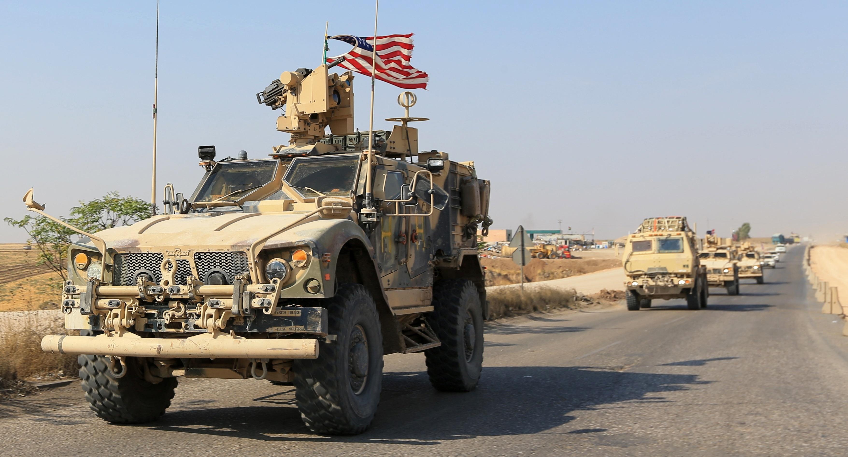 Συρία: Εμφανίστηκαν ξανά στα βορειοανατολικά οι Αμερικανοί