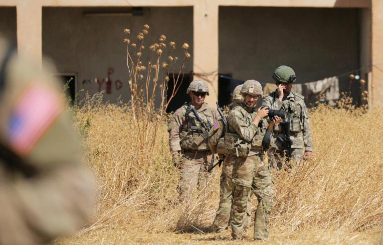 """Η Τουρκία """"τρίζει τα δόντια"""" στις ΗΠΑ για τη ζώνη ασφαλείας στη Συρία"""