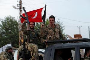 Συρία: Αίμα και θάνατος από την «Πηγή Ειρήνης» του Ερντογάν