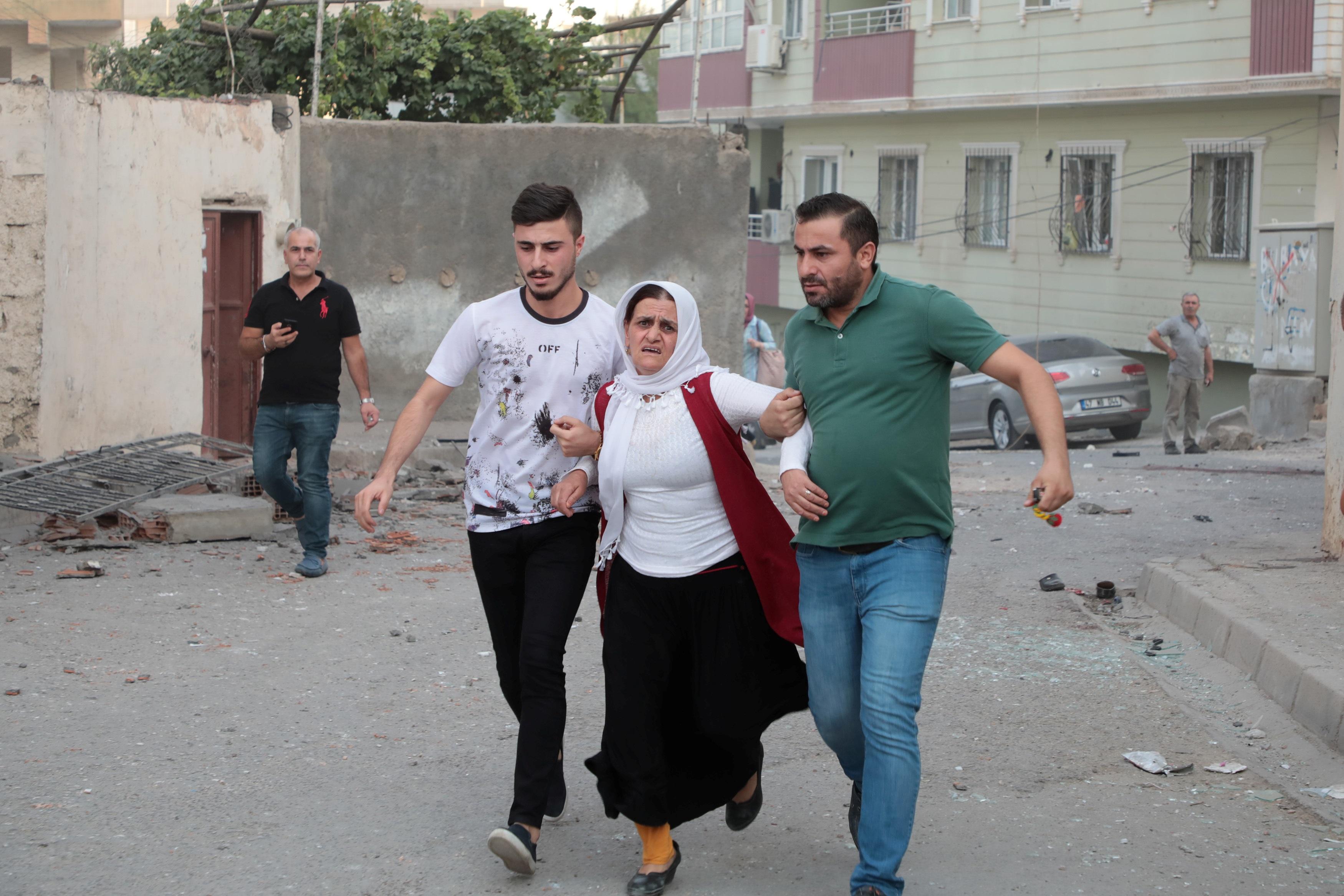 Γερμανία σε Τουρκία: Σταματήστε την επίθεση στη βόρεια Συρία!