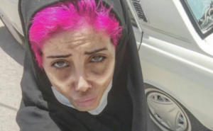 """Συνέλαβαν την """"Αντζελίνα Τζολί"""" του Ιράν για βλασφημία"""