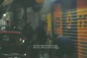 Αλεξανδρούπολη: Το βίντεο ντοκουμέντο της επίθεσης χούλιγκαν σε σύνδεσμο της ΑΕΚ!