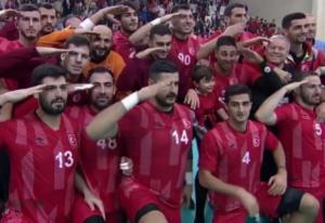 """Τουρκία: """"Σκάνδαλο η τιμωρία των αθλητών μας από τους αχώνευτους γείτονες!"""""""