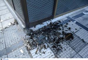 Θεσσαλονίκη: Μπαράζ επιθέσεων σε τράπεζες τα ξημερώματα