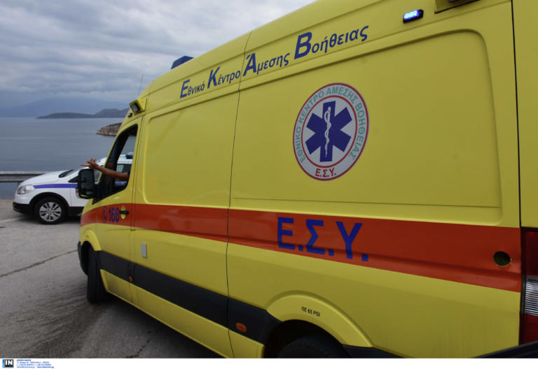 Ρέθυμνο: Νεκρή γυναίκα σε τροχαίο – Τραυματίστηκαν παιδιά