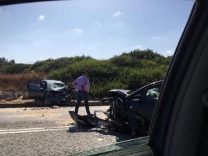 Κρήτη: Αγωνία για δύο μικρά κοριτσάκια μετά από τροχαίο δυστύχημα – Σκοτώθηκε μία γυναίκα!