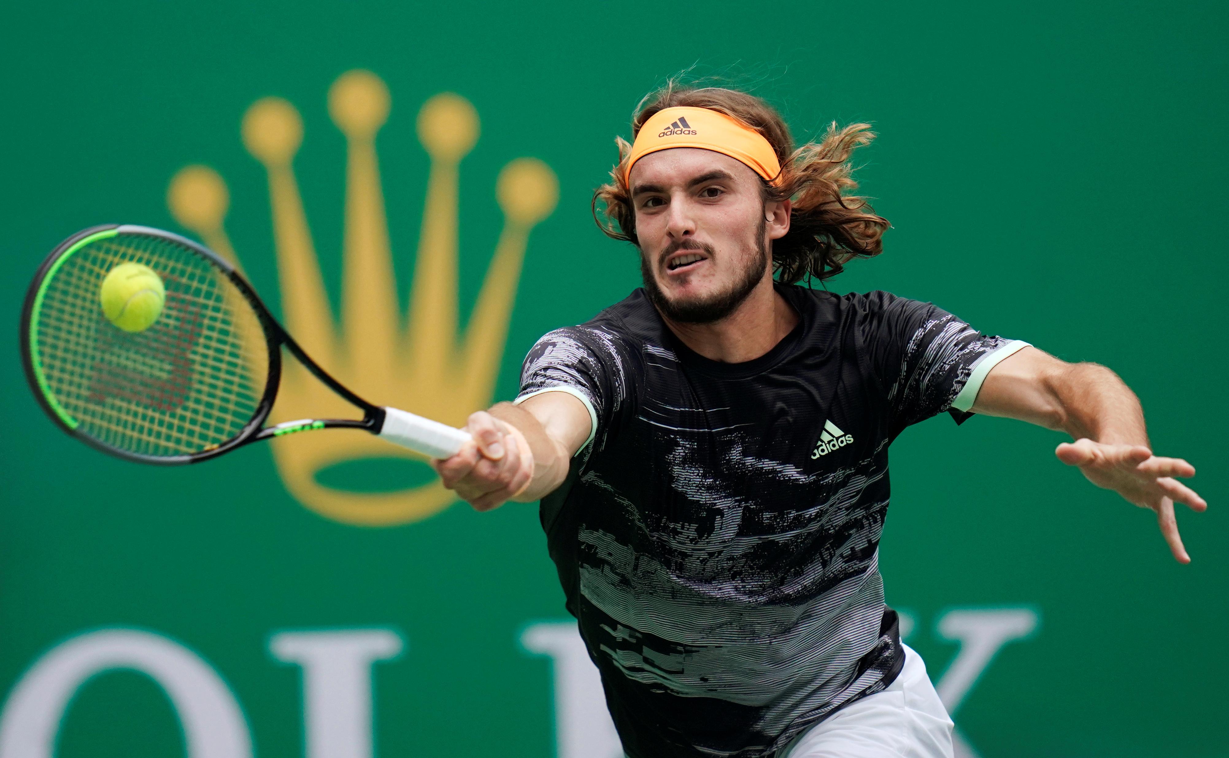 Τσιτσιπάς – Shanghai Masters: Η ώρα και το κανάλι του ημιτελικού με Μεντβέντεφ