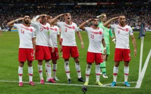 """Ερντογάν για UEFA: """"Δεν μπορεί να τιμωρήσει! Μόνο να καταδικάσει"""""""